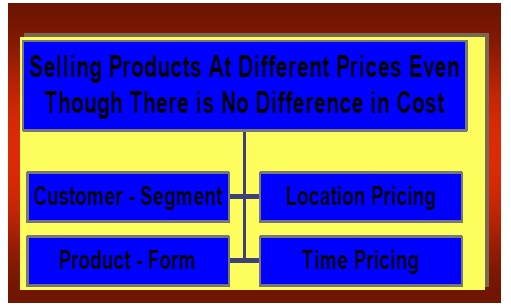 Segmented Pricing